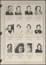 Page 17, 1948 Edition, Red Oak High School - Eagle Yearbook (Red Oak, OK) online yearbook collection
