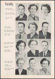 Page 15, 1953 Edition, Red Oak High School - Eagle Yearbook (Red Oak, OK) online yearbook collection