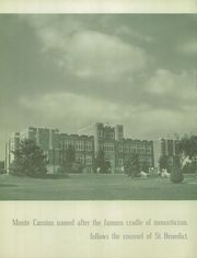 Page 10, 1947 Edition, Monte Cassino School - Pax Yearbook (Tulsa, OK) online yearbook collection