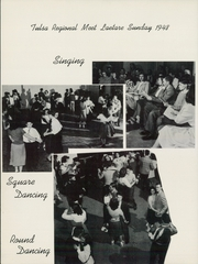 Page 16, 1948 Edition, Monte Cassino School - Pax Yearbook (Tulsa, OK) online yearbook collection