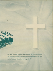 Page 3, 1948 Edition, Monte Cassino School - Pax Yearbook (Tulsa, OK) online yearbook collection