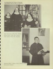 Page 15, 1949 Edition, Monte Cassino School - Pax Yearbook (Tulsa, OK) online yearbook collection