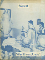 Page 2, 1952 Edition, Monte Cassino School - Pax Yearbook (Tulsa, OK) online yearbook collection