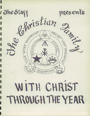 Page 5, 1952 Edition, Monte Cassino School - Pax Yearbook (Tulsa, OK) online yearbook collection