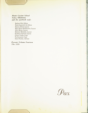 Page 5, 1959 Edition, Monte Cassino School - Pax Yearbook (Tulsa, OK) online yearbook collection