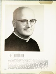 Page 8, 1959 Edition, Monte Cassino School - Pax Yearbook (Tulsa, OK) online yearbook collection