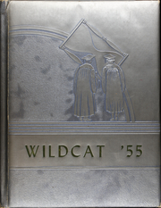 Arnett High School - Wildcat Yearbook (Arnett, OK) online yearbook collection, 1955 Edition, Page 1