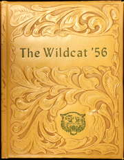 1956 Edition, Arnett High School - Wildcat Yearbook (Arnett, OK)