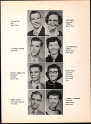 Page 19, 1956 Edition, Arnett High School - Wildcat Yearbook (Arnett, OK) online yearbook collection