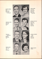Page 20, 1956 Edition, Arnett High School - Wildcat Yearbook (Arnett, OK) online yearbook collection