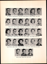 Page 30, 1956 Edition, Arnett High School - Wildcat Yearbook (Arnett, OK) online yearbook collection