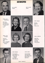 Page 12, 1959 Edition, Arnett High School - Wildcat Yearbook (Arnett, OK) online yearbook collection