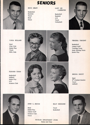 Page 13, 1959 Edition, Arnett High School - Wildcat Yearbook (Arnett, OK) online yearbook collection