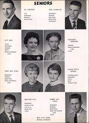 Page 14, 1959 Edition, Arnett High School - Wildcat Yearbook (Arnett, OK) online yearbook collection