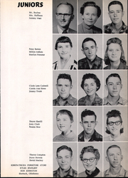 Page 17, 1959 Edition, Arnett High School - Wildcat Yearbook (Arnett, OK) online yearbook collection