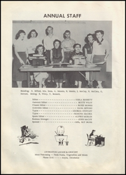 Page 10, 1955 Edition, Keyes High School - Pirate Yearbook (Keyes, OK) online yearbook collection