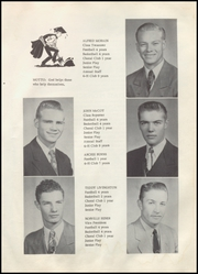 Page 13, 1955 Edition, Keyes High School - Pirate Yearbook (Keyes, OK) online yearbook collection