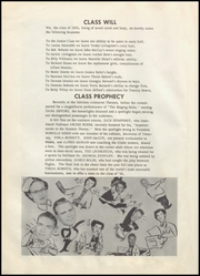 Page 14, 1955 Edition, Keyes High School - Pirate Yearbook (Keyes, OK) online yearbook collection