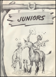 Page 15, 1955 Edition, Keyes High School - Pirate Yearbook (Keyes, OK) online yearbook collection