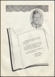Page 6, 1955 Edition, Keyes High School - Pirate Yearbook (Keyes, OK) online yearbook collection