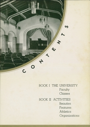 Page 11, 1937 Edition, University of Tulsa - Kendallabrum (Tulsa, OK) online yearbook collection