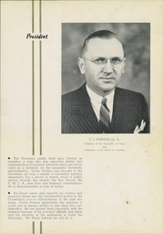 Page 17, 1937 Edition, University of Tulsa - Kendallabrum (Tulsa, OK) online yearbook collection