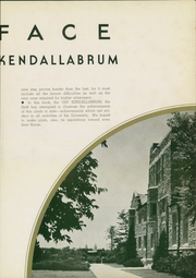 Page 9, 1937 Edition, University of Tulsa - Kendallabrum (Tulsa, OK) online yearbook collection