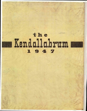 Page 1, 1947 Edition, University of Tulsa - Kendallabrum (Tulsa, OK) online yearbook collection