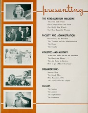Page 10, 1951 Edition, University of Tulsa - Kendallabrum (Tulsa, OK) online yearbook collection
