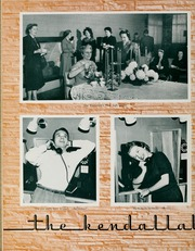 Page 12, 1951 Edition, University of Tulsa - Kendallabrum (Tulsa, OK) online yearbook collection