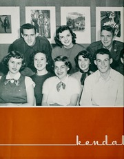 Page 8, 1951 Edition, University of Tulsa - Kendallabrum (Tulsa, OK) online yearbook collection