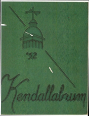 University of Tulsa - Kendallabrum (Tulsa, OK) online yearbook collection, 1952 Edition, Page 1