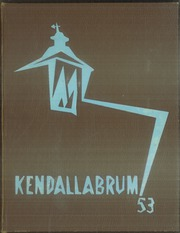 University of Tulsa - Kendallabrum (Tulsa, OK) online yearbook collection, 1953 Edition, Page 1