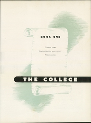 Page 17, 1953 Edition, University of Tulsa - Kendallabrum (Tulsa, OK) online yearbook collection