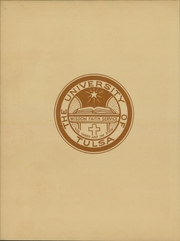 Page 4, 1953 Edition, University of Tulsa - Kendallabrum (Tulsa, OK) online yearbook collection