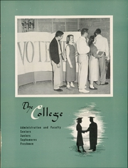 Page 17, 1954 Edition, University of Tulsa - Kendallabrum (Tulsa, OK) online yearbook collection