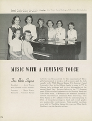 Page 180, 1954 Edition, University of Tulsa - Kendallabrum (Tulsa, OK) online yearbook collection
