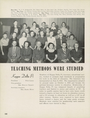 Page 184, 1954 Edition, University of Tulsa - Kendallabrum (Tulsa, OK) online yearbook collection