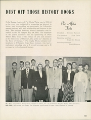 Page 187, 1954 Edition, University of Tulsa - Kendallabrum (Tulsa, OK) online yearbook collection