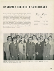 Page 189, 1954 Edition, University of Tulsa - Kendallabrum (Tulsa, OK) online yearbook collection