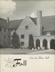 Page 20, 1954 Edition, University of Tulsa - Kendallabrum (Tulsa, OK) online yearbook collection
