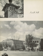 Page 22, 1954 Edition, University of Tulsa - Kendallabrum (Tulsa, OK) online yearbook collection