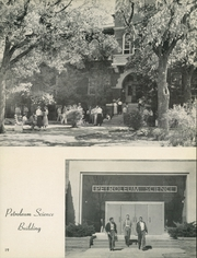 Page 23, 1954 Edition, University of Tulsa - Kendallabrum (Tulsa, OK) online yearbook collection