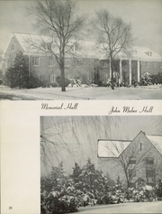 Page 24, 1954 Edition, University of Tulsa - Kendallabrum (Tulsa, OK) online yearbook collection