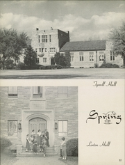 Page 26, 1954 Edition, University of Tulsa - Kendallabrum (Tulsa, OK) online yearbook collection