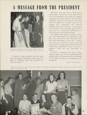 Page 30, 1954 Edition, University of Tulsa - Kendallabrum (Tulsa, OK) online yearbook collection