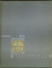 University of Tulsa - Kendallabrum (Tulsa, OK) online yearbook collection, 1955 Edition, Page 1