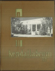University of Tulsa - Kendallabrum (Tulsa, OK) online yearbook collection, 1957 Edition, Page 1