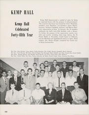 Page 186, 1957 Edition, University of Tulsa - Kendallabrum (Tulsa, OK) online yearbook collection