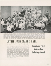 Page 187, 1957 Edition, University of Tulsa - Kendallabrum (Tulsa, OK) online yearbook collection